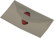 Ring of fan mail (morph state)