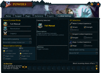 Powers (Combat Settings) interface.png