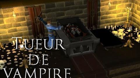 Tueur de vampire (Quête) - RuneScape 3
