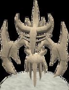 Glacor statue