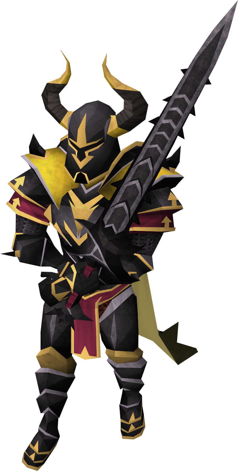 Dragon Armor Rs3 : Go for the classic medium helm, square shield setup or let the full helm and kiteshield do the talking.