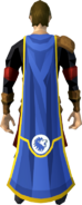 Herald cape (Falador) equipped