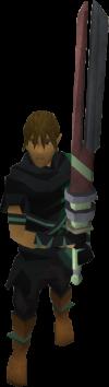 Espada de 2m de Promécio