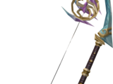 Attuned crystal bow
