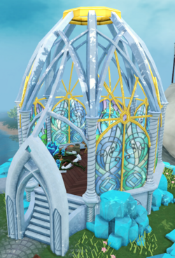 Meilyr Clan Store exterior.png