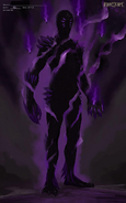 Zaros is back concept