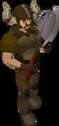 A Barbarian
