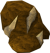 Rocha de argila