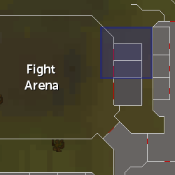 Justin Servil (during Fight Arena) location.png