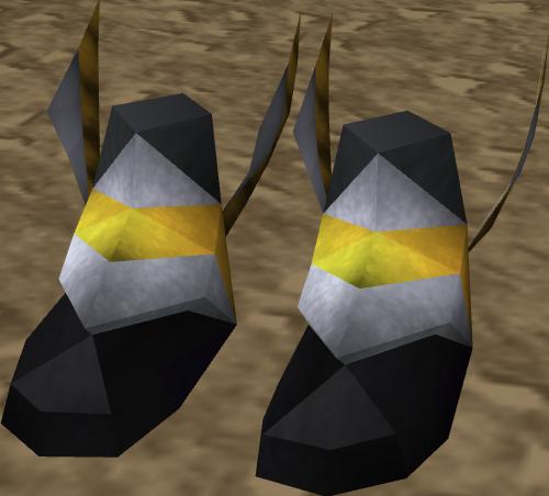 Botas de Armadyl