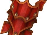 Dragon sq shield