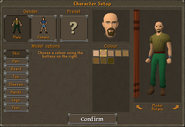 Customize Character