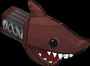Shark fist 1 detail