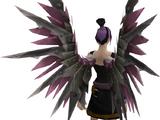 Blade wings