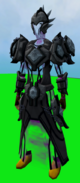 Elite tectonic armour (shadow) equipped