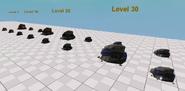 Mining and Smithing beta - level 1-30 rocks