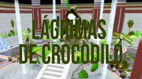Runescape - Lágrimas de Crocodilo