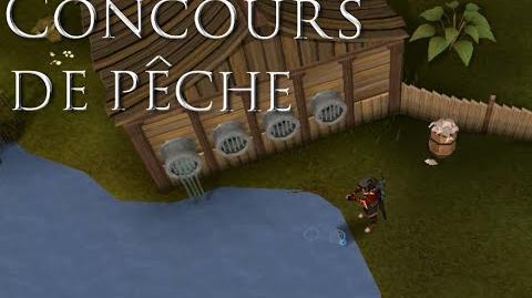 Concours de pêche (Quête) - RuneScape 3