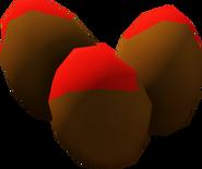 Chicken egg (Oomlie, NPC)