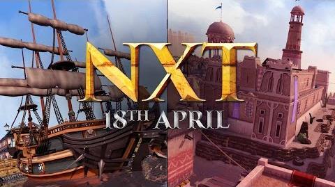 NXT – Spielclient Trailer