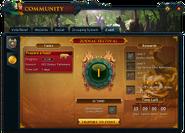 Community (Zodiac Festival) interface 1