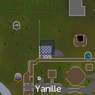 Watchtower shortcut location