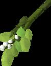 100px-Festive mistletoe detail