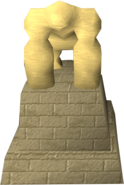 Statue of Marimbo