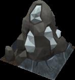 Rocha de gorgonita