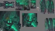 Tuska portals concept art
