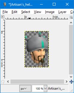 GIMP - flip tool example3.png