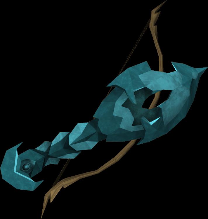 Arco-escudo mágico