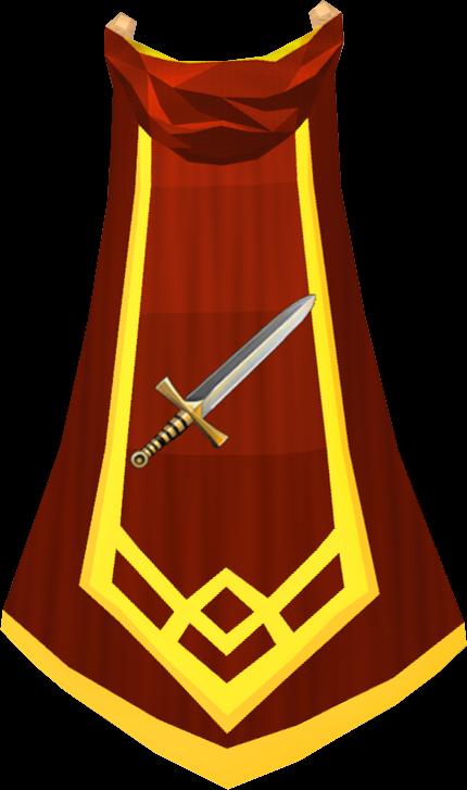 Capa de Mestre de Ataque