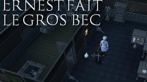 Ernest fait le gros bec (Quête) - RuneScape 3
