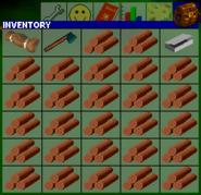 Firemaking training inventory