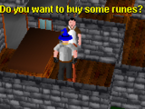 Aubury's Rune Shop