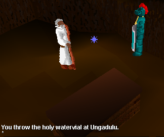 Holy Water Vial