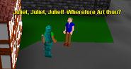 Romeo & Juliet beginning