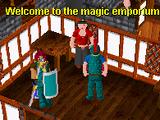 Betty's Magic Emporium