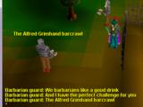 Alfred Grimhand Bar Crawl