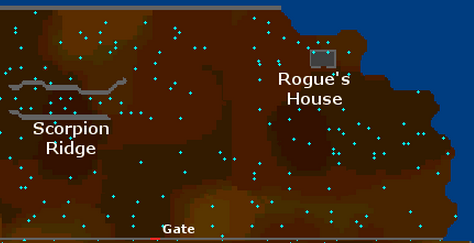 Rogues' House