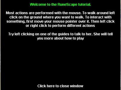 Welcome to Runescape tutorial.png