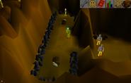 Desert mine prison