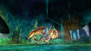 Cave of the Water Dragon