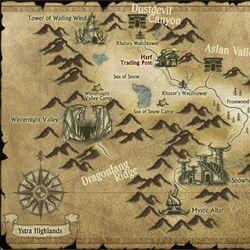 Ystra Highlands