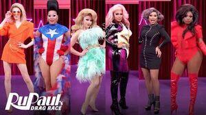 RuPaul's Drag Race All Stars 5 RuVeal de las Reinas🌟Entradas al Werkroom