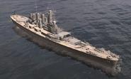 RUSE Battleship Normandy