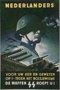 WWII Nazi Propaganda - Waffen-SS