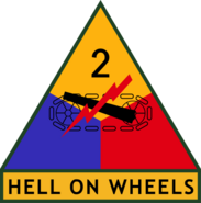 US 2nd Armored Division CSIB