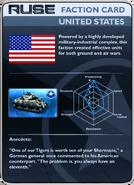 RUSE Card Faction USA